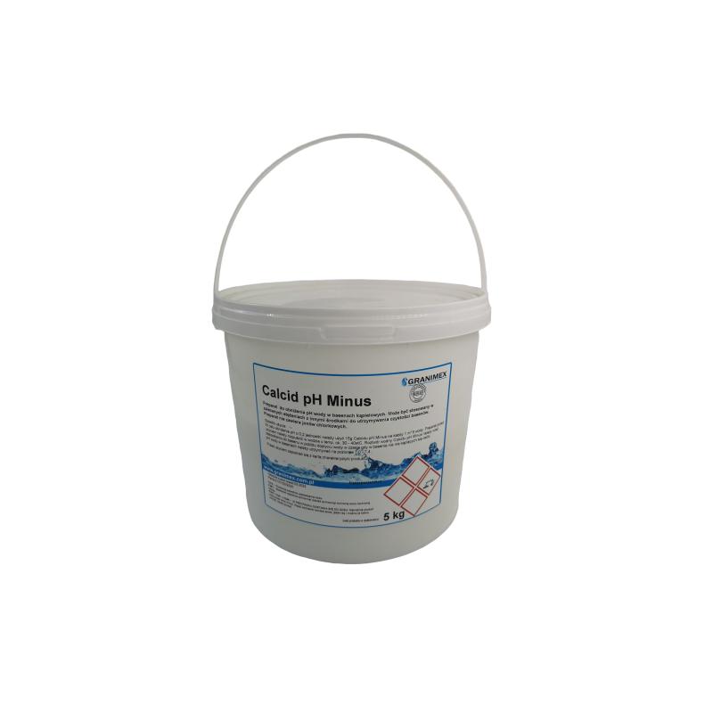 Calcid pH minus 5kg granulat