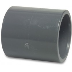 MUFA PVC-U KW 25mm