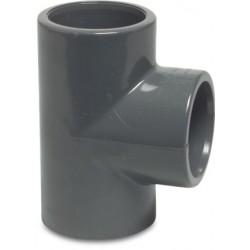 TRÓJNIK 90° PVC-U 32mm